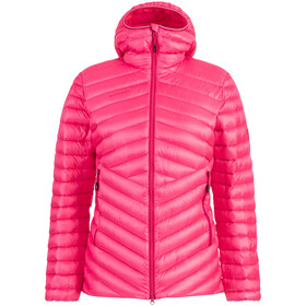 Mammut Broad Peak IN Hooded Jacket Women dragon fruit